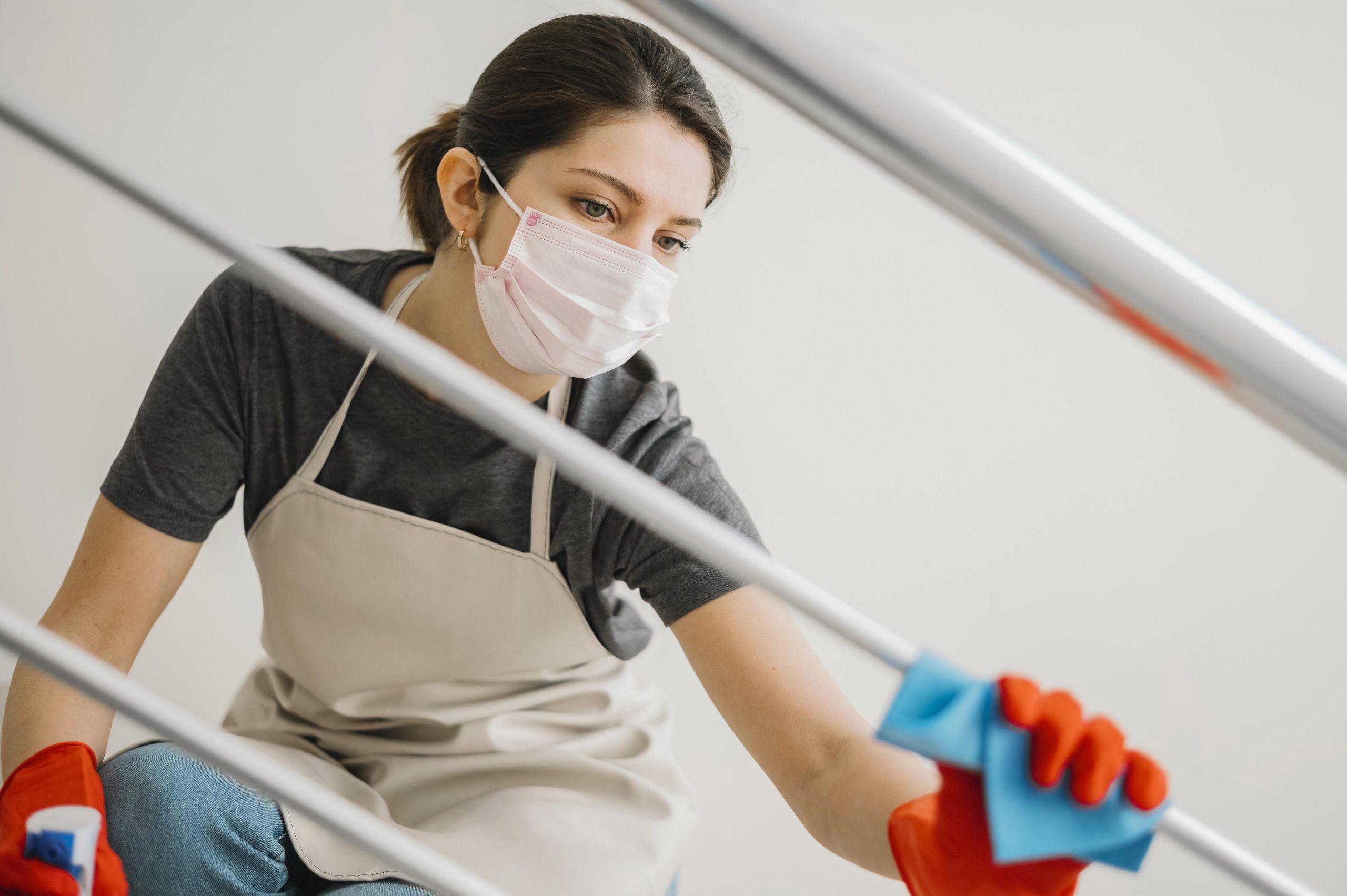 Services de nettoyage, hygiène de vos bureaux
