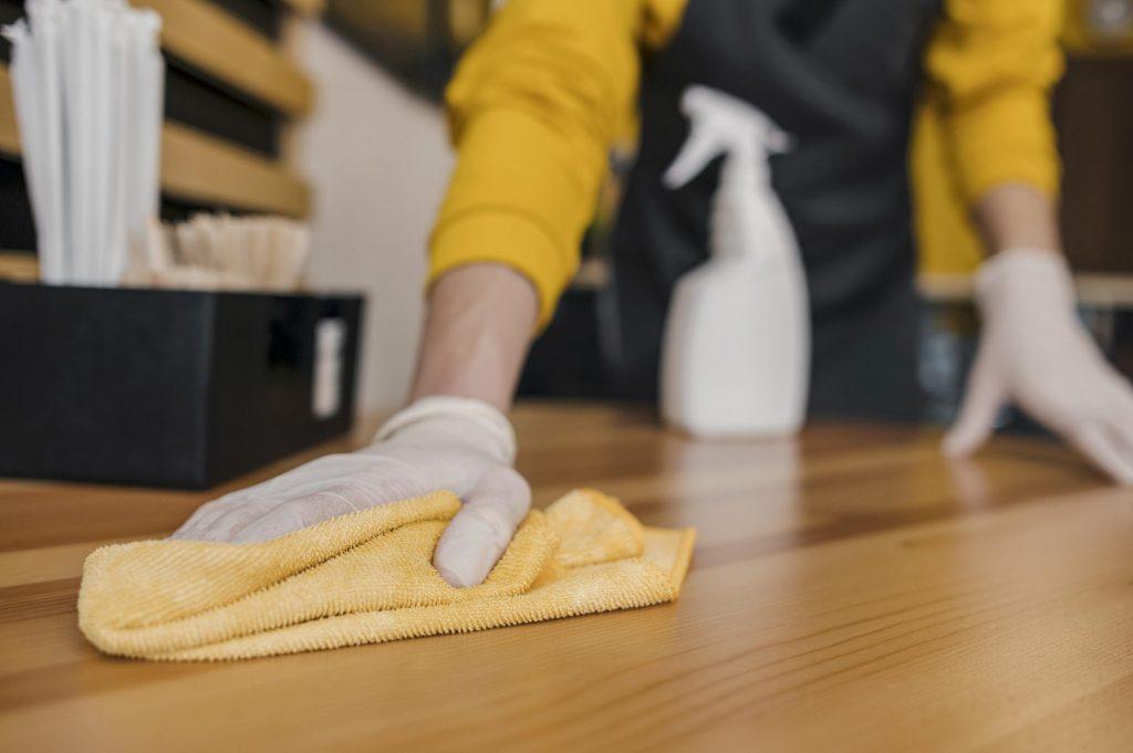 Nettoyage et entretien de bureau Cyria Service dans l'Oise