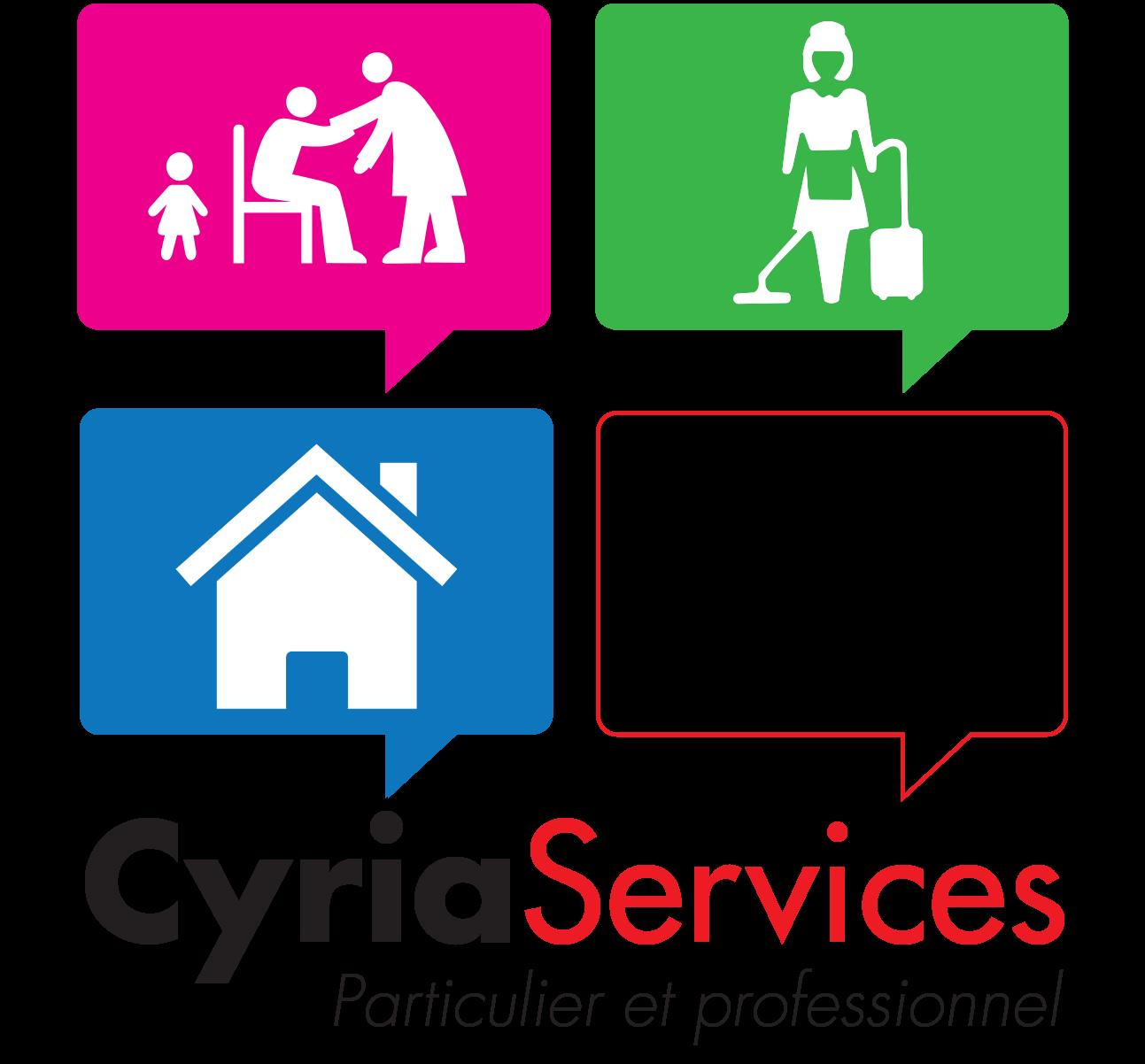Logo Cyria Services
